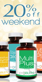 Homeopathic Hormone Weekend Promotions