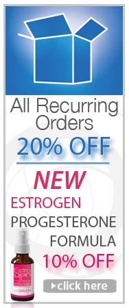 Estrogen / Progesterone New Fomula special