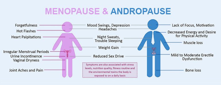 What is Andropause and How Can You Ease the Symptoms?