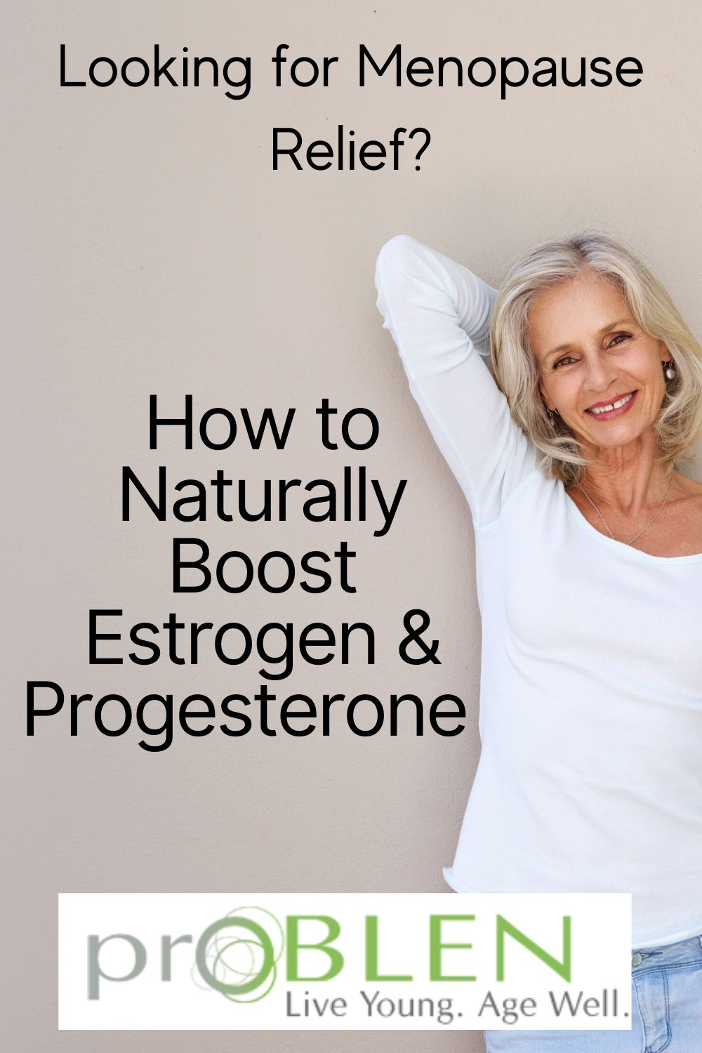 menopause relief natural homeopathic estrogen progesterone help