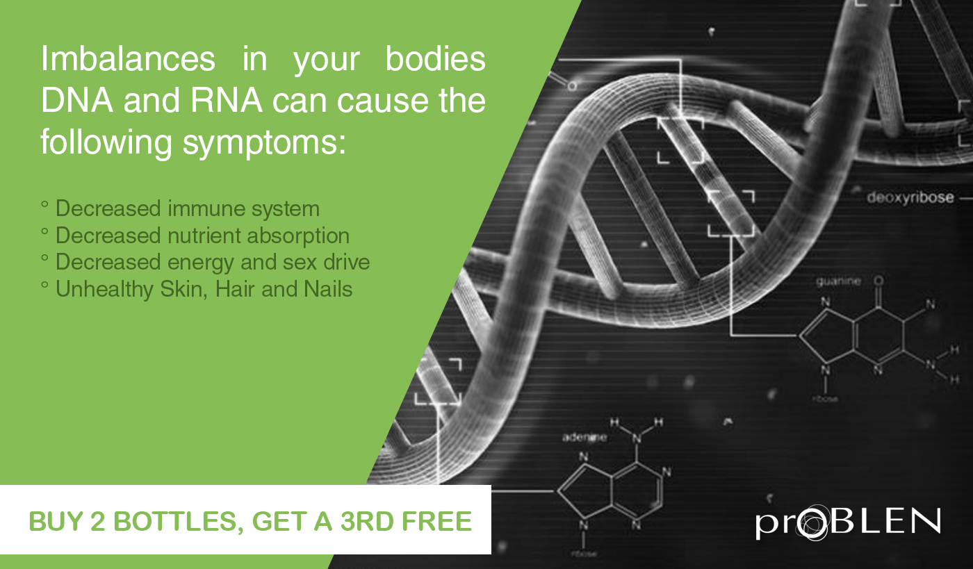 Is Your DNA and RNA Imbalanced?
