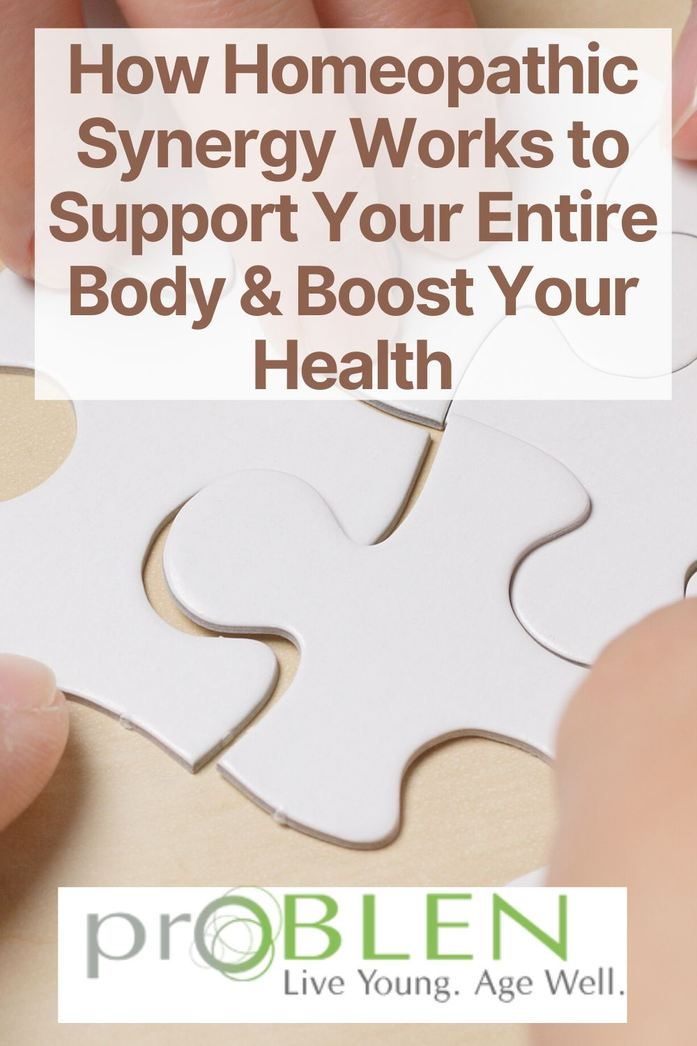 Homeopathic Synergy: Combine Your Boosters for More Amazing Results