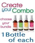 1 Bottle Pick Your Combo Package