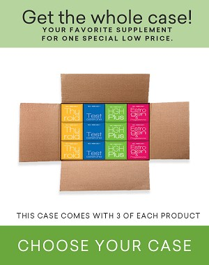 Hormone Booster Case Box (12 Bottles)